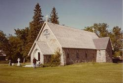 Saint Cornelias Episcopal Church Cemetery
