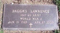Brooks Lawrence