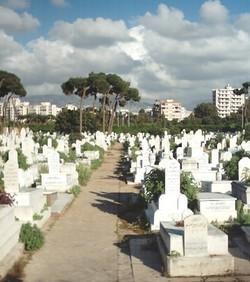 Martyr Cemetery