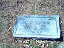 Homer H. Taylor