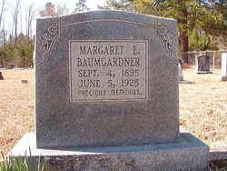 Margaret E Baumgardner