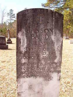 Ranson Baird