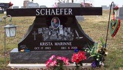 Krista Marinne Schaefer