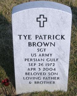 Tye Patrick Brown