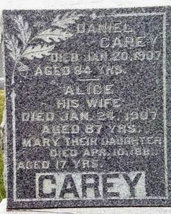 Alice <i>Graham</i> Carey