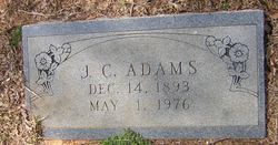 Jeptha Columbia Jep Adams