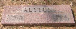 Bernice M. Alston