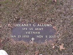 Delaney G. Allums
