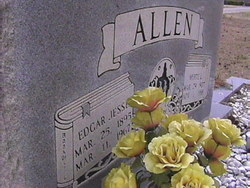 Edgar Jesse Allen