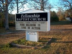 Fellowship Baptist Church Cemetery