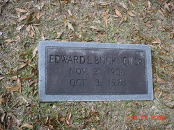 Edward Buckner, Sr