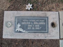 Walter (Roy) L. Malsbary