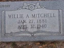 Willie Augusta <i>Denman</i> Mitchell