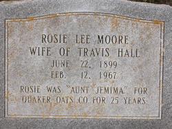 Rosie Lee Moore Hall