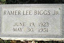 Ramer Lee Biggs, Jr