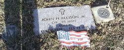 John H Allison, Jr