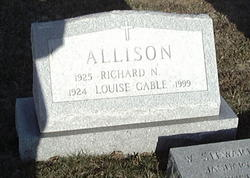 Louise <i>Gable</i> Allison