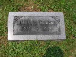 Lillia M Grener