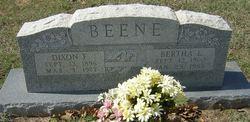 Bertha Lee <i>Foster</i> Beene