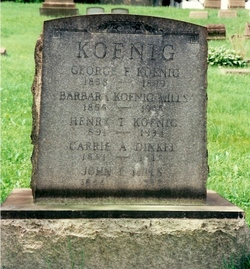 Henry Titus Koenig