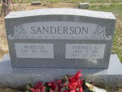 Ferrell Guy Sanderson