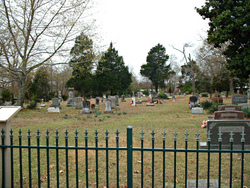 Old Liberty Cemetery