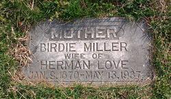 Roberta Juanita <i>Miller</i> Love
