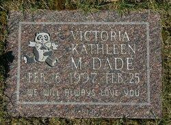 Victoria Kathleen McDade