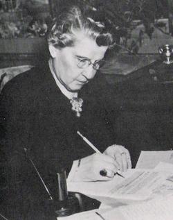 Marie Oehl <i>von Hattersheim</i> Bauernschmidt
