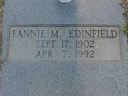 Fannie Clyde <i>Moon</i> Edinfield