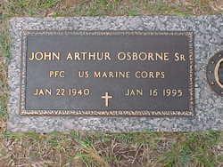 John Arthur Osborne, Sr