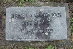 Maria Elizabeth Elizabeth <i>Stambach</i> Ickes