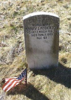 Harry J Anderson