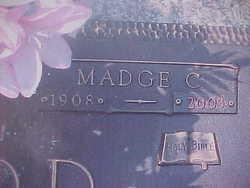 Madge <i>Fountain</i> Wood
