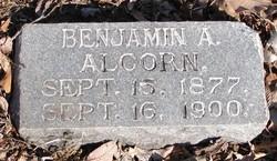 Benjamin A Alcorn