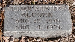 William Aristides Alcorn