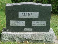 Fledda Aleta <i>Littlejohn</i> Marsh