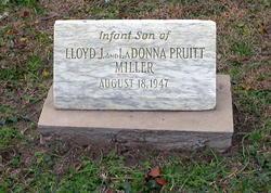 Infant Son Miller
