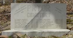 Pryor Cemetery