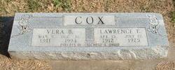 Vera Belle <i>Smith</i> Cox