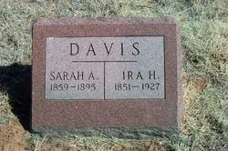 Sarah A. Davis
