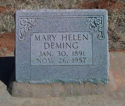 Mary Helen Deming