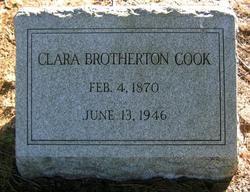 Clara <i>Brotherton</i> Cook