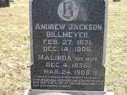 Andrew Jackson Billmeyer