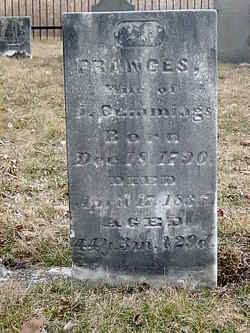 Frances <i>Billmeyer</i> Cummings