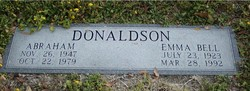 Abraham Donaldson