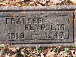 Frances <i>Carr</i> Reynolds