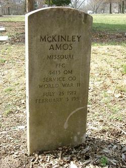 McKinley Amos