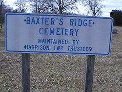 Baxters Ridge Cemetery