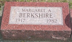 Margaret Ann <i>Conn</i> Berkshire